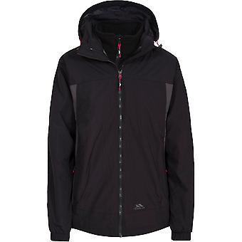 Traspaso mujeres/damas gratificante chaqueta impermeable respirable 3 en 1