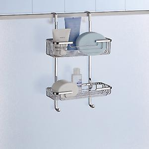 Complements Hanging Shower Rack 2 Tier 5683-13