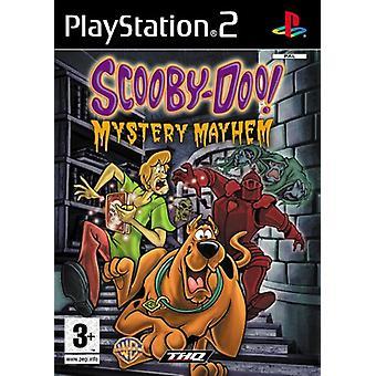 Scooby-Doo! Mysterium Mayhem (PS2)