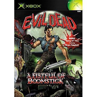 Evil Dead en handfull Boomstick