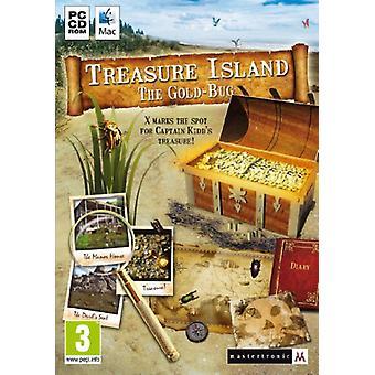 Treasure Island The Gold-Bug (PC DVD)