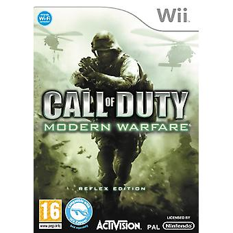 Call of Duty Modern Warfare - Reflex (Wii)