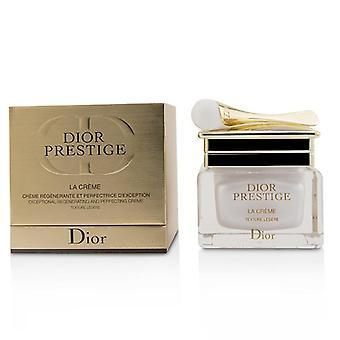 Christian Dior Dior Prestige la creme exceptionella regenererande och Perfecting ljus creme-50ml/1.8 oz
