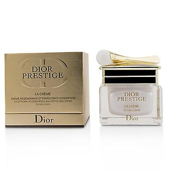 Christian Dior Prestige La Creme Exceptional Regenerating And Perfecting Light Creme - 50ml/1.8oz