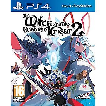 Die Hexe und die hundert Ritter 2 PS4 spielen