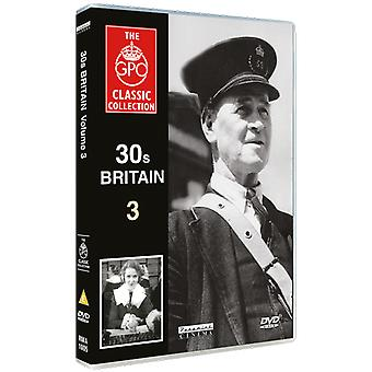 30s Britain Vol 3: King's Stamp DVD