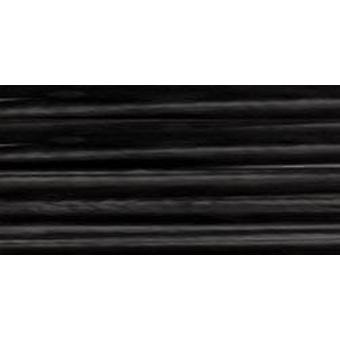 P'leather Cord 3yd-Black 1mm