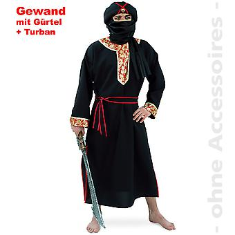 Bedouin costume men's Arab men of the desert Tuarek Mr costume