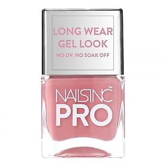 Nails Inc pro gel efeito polonês-Uptown