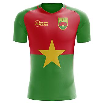 2018-2019 Burkina Faso Home Concept Football Shirt