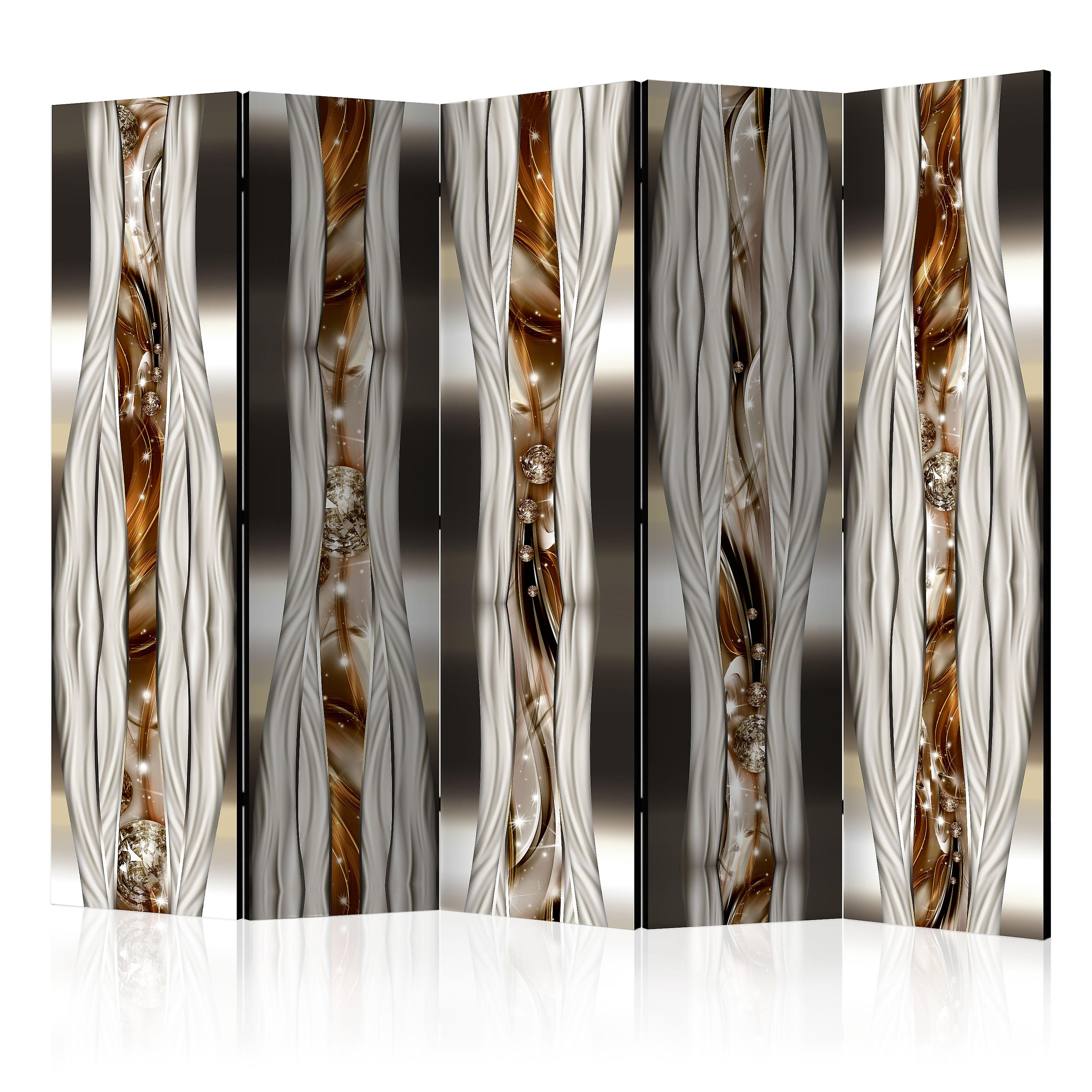 Paravent 5 volets - Artistic Expression II [Room Dividers]