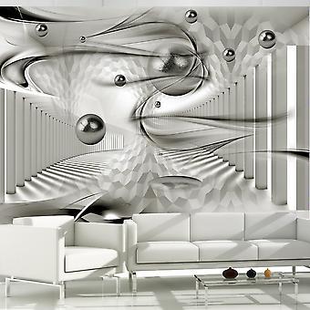 Wallpaper - Geometric storm