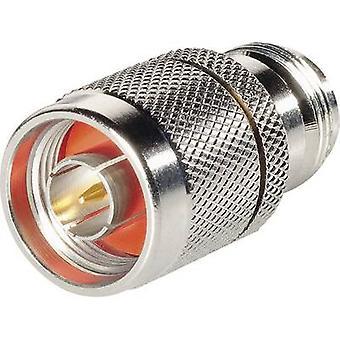 N adaptador N polaridad socket - N clavija BKL electrónicos 1 PC