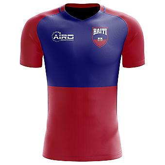 Koszulka piłkarska Home Concept 2018-2019 Haiti