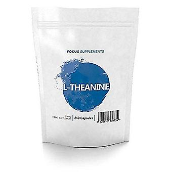 L-Theanine (250mg) Capsules