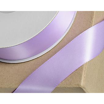 38mm Lilac Satin Ribbon for Crafts - 25m | Ribbons & Bows for Crafts