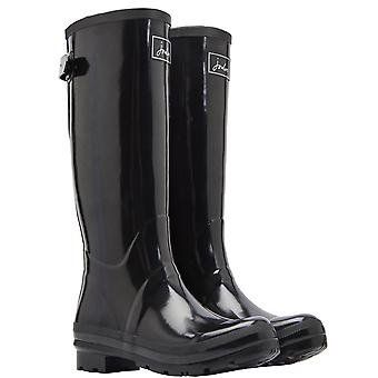 Womens Joules Field Welly Gloss Snow Waterproof Rubber Wellington Boots