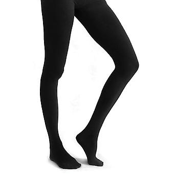 Kousen en been accessoires vrouwen kousen extra stretch zwart