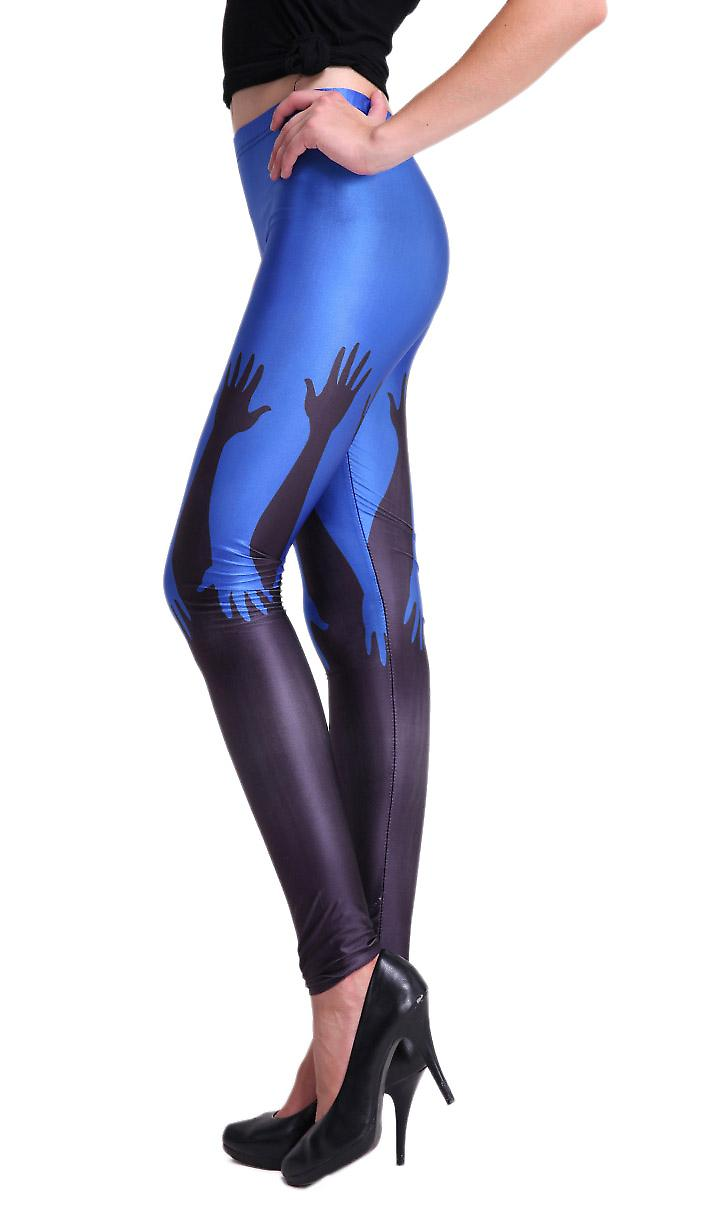 Waooh - Mode - Legging motif mains