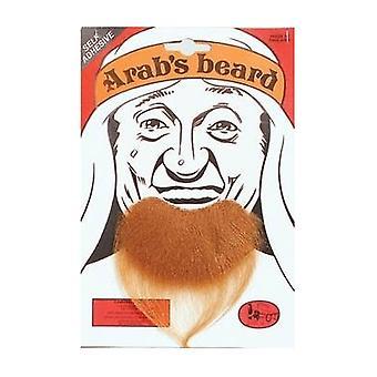 Goatee/Arab Beard. Brown.