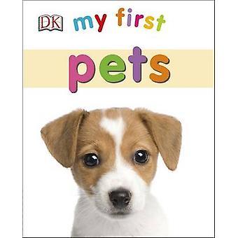 I miei animali domestici prime di DK - 9780241237564 libro