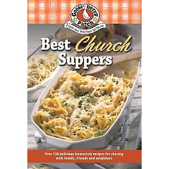 Best Church Suppers by Gooseberry Patch - 9781620932780 Book