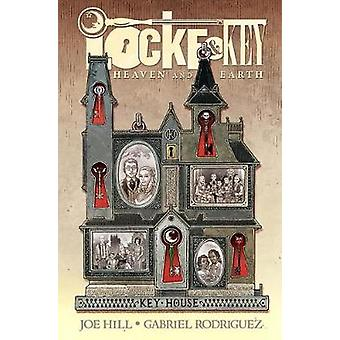 Locke & Key - Heaven and Earth by Joe Hill - 9781684051816 Book