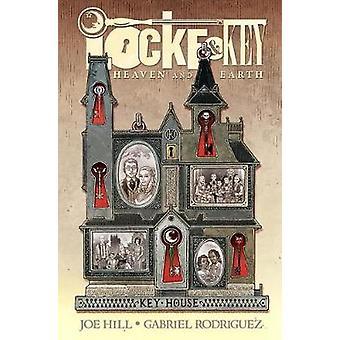 Locke & Key - hemel en aarde door Joe Hill - 9781684051816 boek