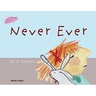 Aldrig någonsin av Jo Empson - Jo Empson - 9781846435515 bok