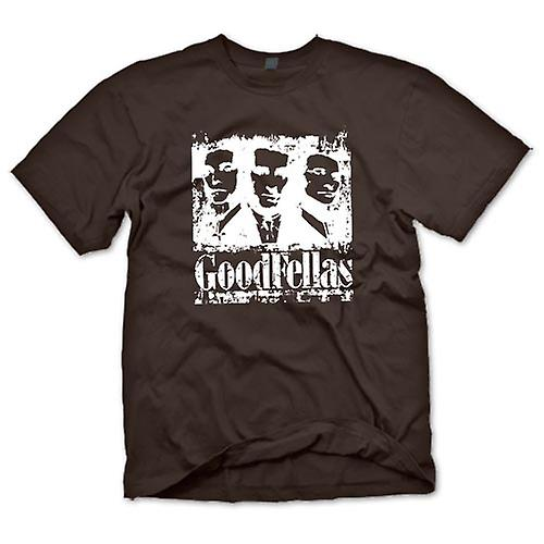 Mens t-skjorte - Goodfellas - Distressed Mafia