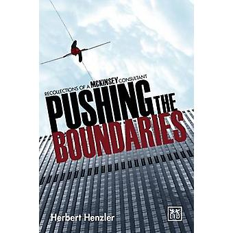 Pushing the Boundaries - Recollections of a Mckinsey Consultant by Her