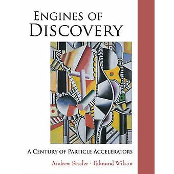 Motores da descoberta - um século de aceleradores de partículas por Andrew M.