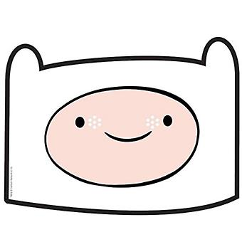 Finn Adventure Party Time Card Face Mask (Simple)