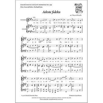 Adeste fideles: wokalne (Kościół Towarzystwa muzycznego)