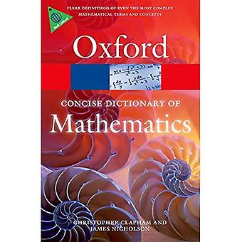 Concise Oxford Dictionary of Mathematics (Oxford Quick Reference)