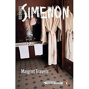 Maigret podróżuje: Komisarz Maigret #51 - komisarz Maigret