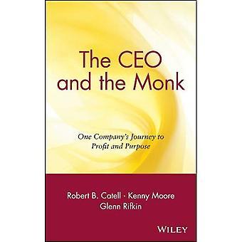 VD och munken: en företagets resa till vinst och syfte