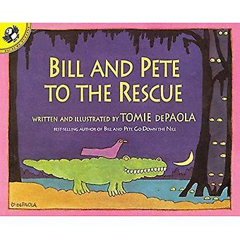 Bill et Pete à la rescousse (photo Puffin Books)