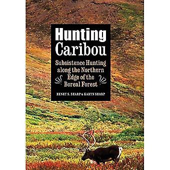 Jagt Caribou: Opholdsudgifter jagt langs den nordlige kant af den boreale skov