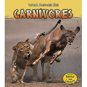 Carnivores (What Animals Eat?)