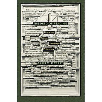 O ato da leitura: Literatura * escrita * idioma * filosofia