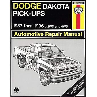 Haynes Dodge Dakota Pickup, 1987-1996