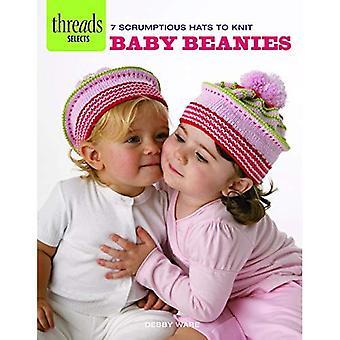 Bonnets bébé: 7 chapeaux délicieux à tricoter (Threads sélectionne)