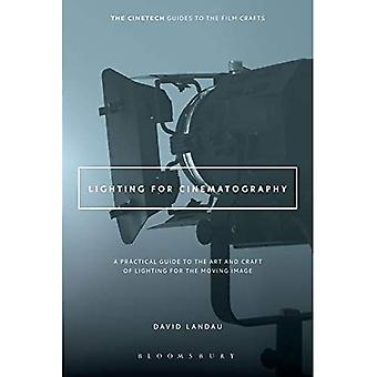 Lighting for Cinematography (The CineTech Guides to the Film Crafts)