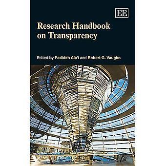 Forschung-Handbuch zur Transparenz