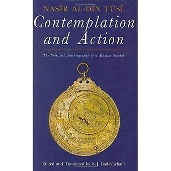 Kontemplation och åtgärd: andlig självbiografi av en Shii filosof