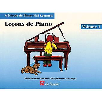 Lecons de Piano, Volume 1 (Methode de Piano Hal Leonard)