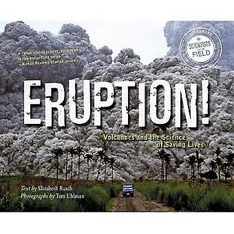 Éruption!: volcans et la Science de sauver des vies