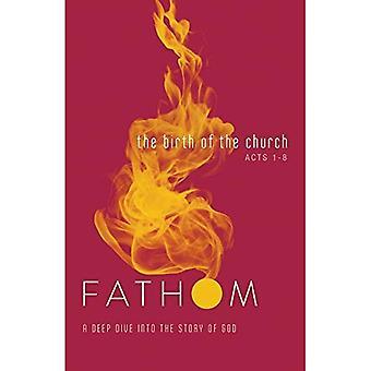 Études bibliques de Fathom: La naissance du Journal étudiant église: une plongée profonde dans l'histoire de Dieu (études bibliques de Fathom)