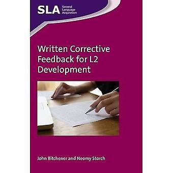 Written Corrective Feedback for L2 Development (Second Language Acquisition)
